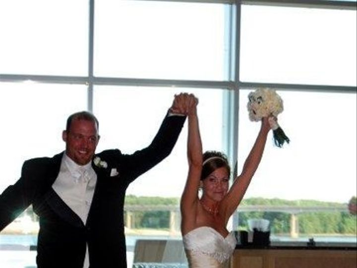 Tmx 1235161252453 JessicaandDarin Earlville wedding florist
