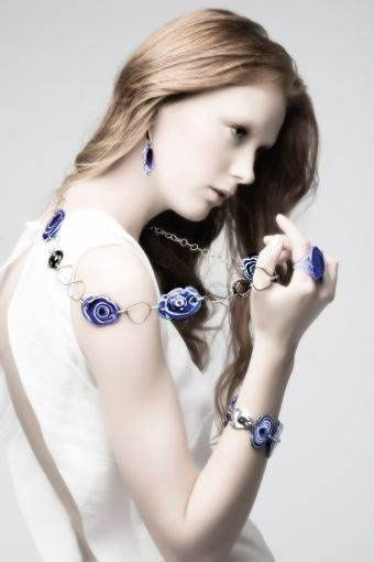Taylor Made Jewelry carries a variety of Antica Murina pieces. Antica Murina is hand blown glass...