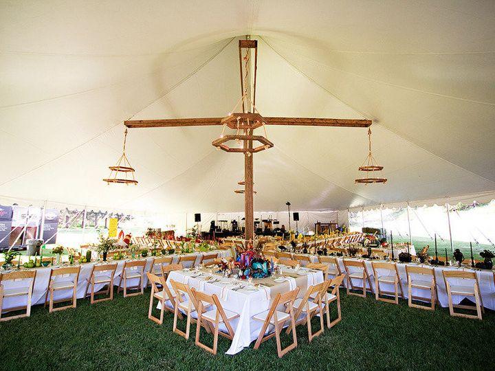Tmx 1380816813395 X Frame Chandelier2 Columbia Falls wedding rental