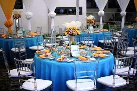 Tmx 1465564720218 Blue And Yellow Elkridge wedding eventproduction