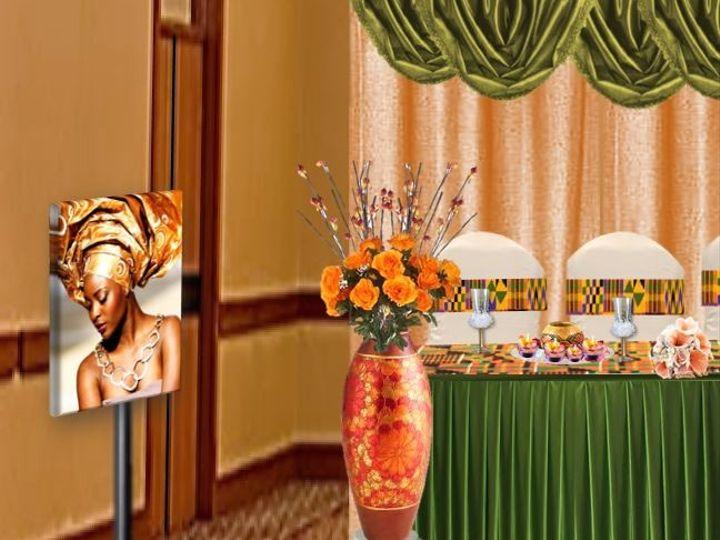 Tmx 1465565618381 High Table2 Elkridge wedding eventproduction