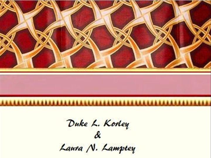 Tmx 1466550517531 Custom Red African Print Back Elkridge wedding eventproduction