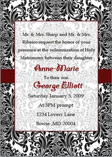 Tmx 1466550522018 Damask And Red Elkridge wedding eventproduction