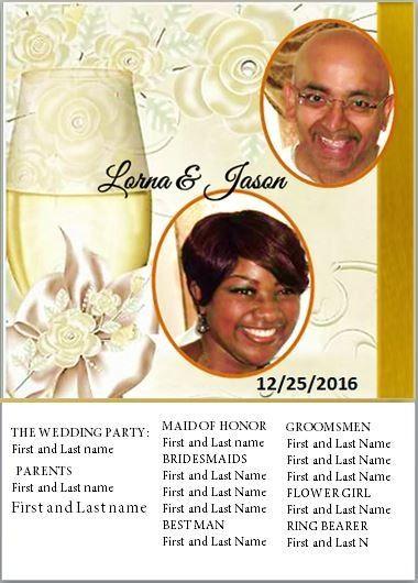 Tmx 1466550530097 Gold Program 2 Elkridge wedding eventproduction