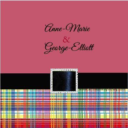 Tmx 1466620033119 Plait With Black Ribbon Elkridge wedding eventproduction