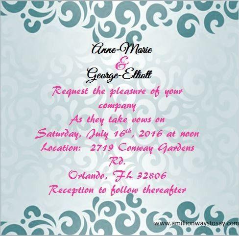 Tmx 1466685604190 Aqua Square Wedding Back Elkridge wedding eventproduction
