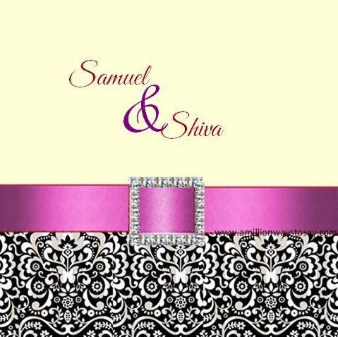 Tmx 1466735108378 Damask With Purple Ribbon   Copy Elkridge wedding eventproduction