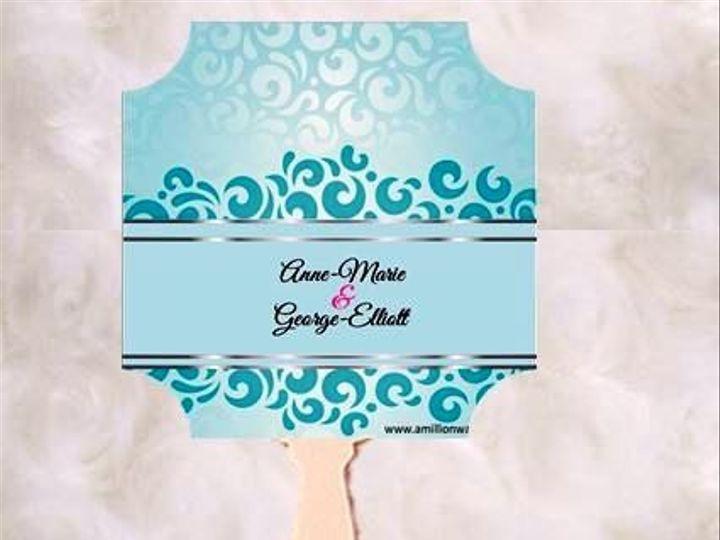 Tmx 1466813566915 Aqua Favor Elkridge wedding eventproduction