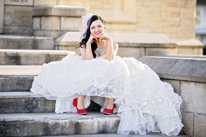 Lee University Chapel Wedding