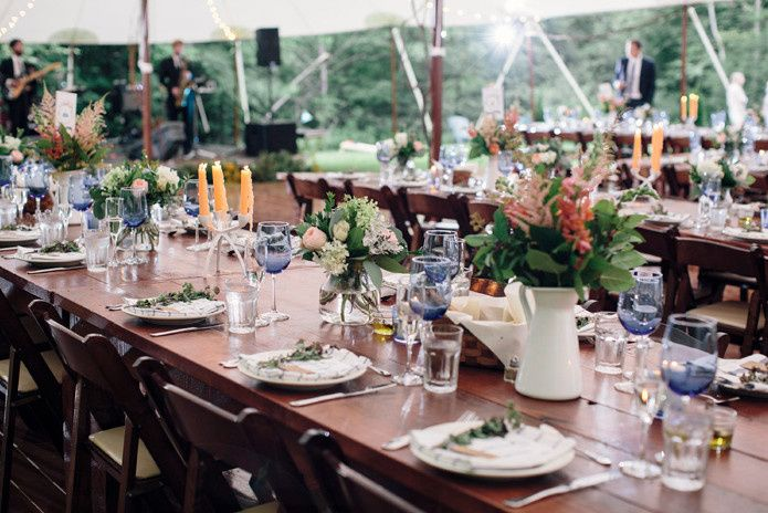 Tmx 1424103771801 Beautifully Decorated Farm Tables Greenfield wedding rental