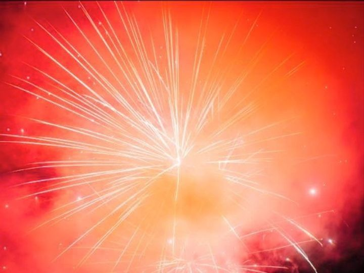 Tmx 1424104001094 Fireworks Over Tent Greenfield wedding rental