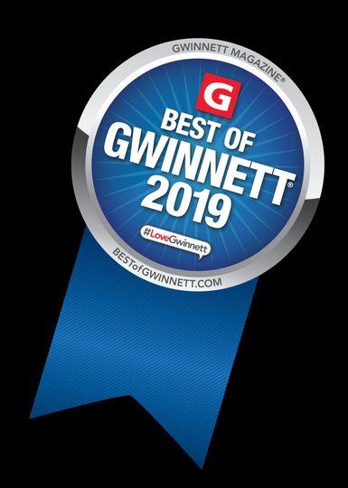 Best of Gwinnett Winner 2019
