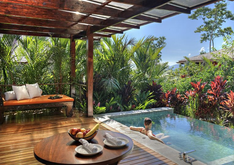 Your own plunge pool in paradise, Costa Rica honeymoons are our specialty, ask us for our unique...