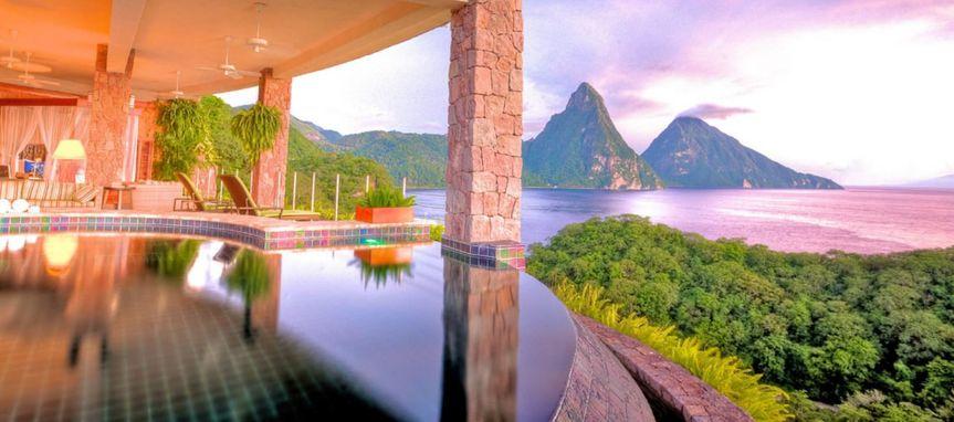 Luxury St Lucia Hideaways