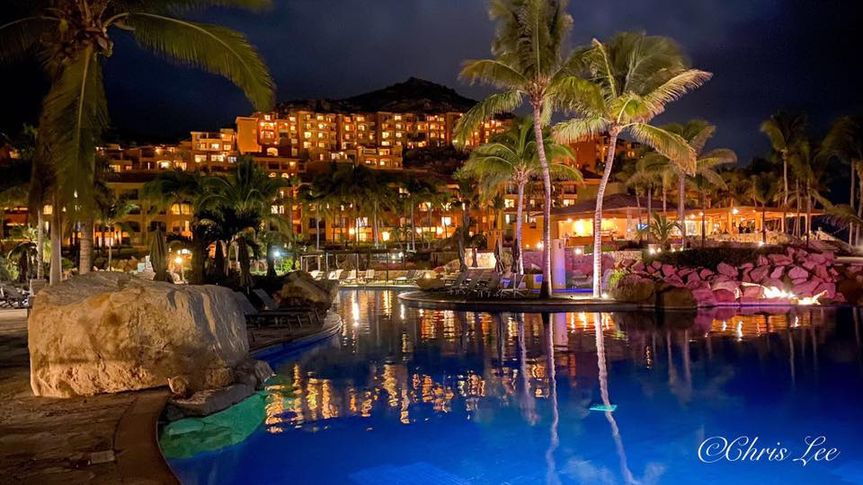 All-inclusive resorts - Chris Lee