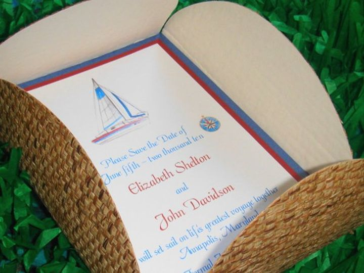 Tmx 1264103946530 BambooPochette Saint Petersburg wedding invitation