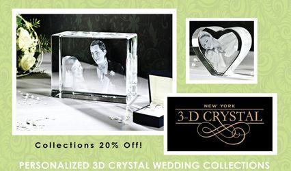 3D Crystal NY 1