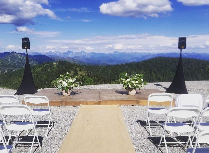 Sunny Ceremony