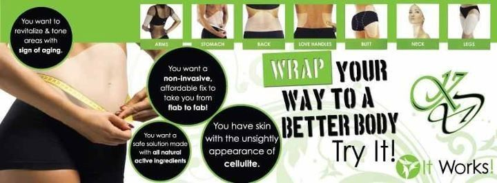 wrap to better body