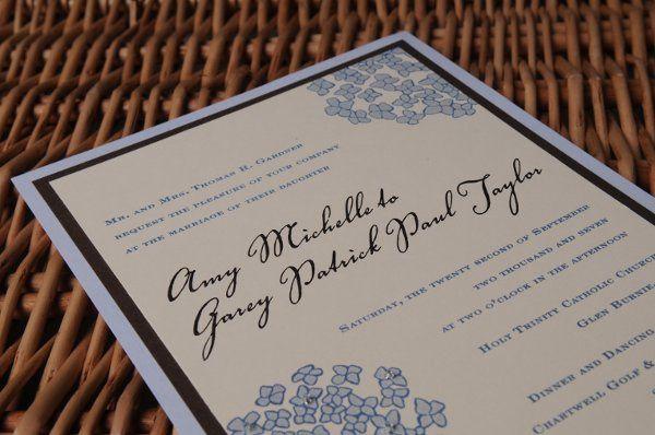 Tmx 1226544881288 Amy Garey 3 Severna Park wedding invitation