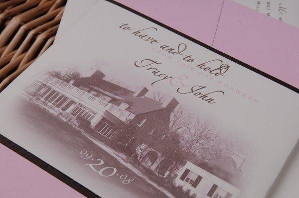 Tmx 1226544923851 Tracy John 2 Severna Park wedding invitation