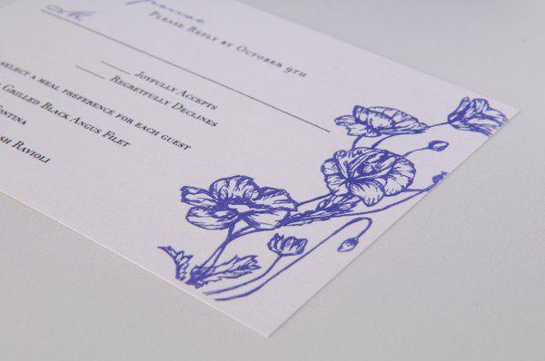 Tmx 1227410225893 Maribeth MikeInvitation 7 Severna Park wedding invitation