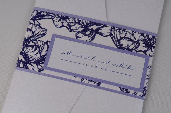 Tmx 1227410232358 Maribeth MikeInvitation 2 Severna Park wedding invitation