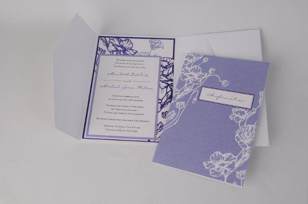 Tmx 1227410276505 Maribeth MikeInvitation 4 Severna Park wedding invitation
