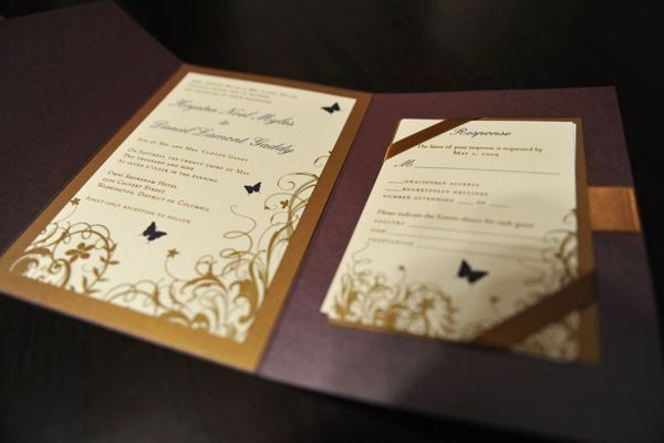 Tmx 1267397132419 Inspiredpear27 Severna Park wedding invitation