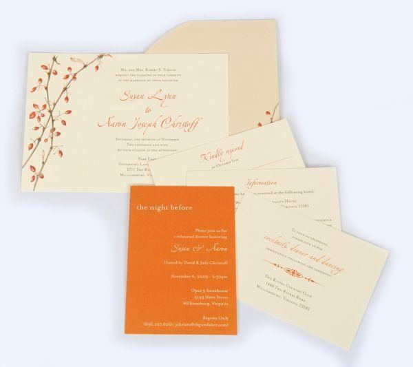Tmx 1267399374513 Inspiredpear39 Severna Park wedding invitation