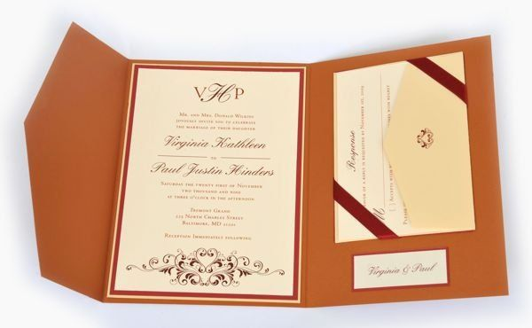 Tmx 1267399420591 Inspiredpear42 Severna Park wedding invitation