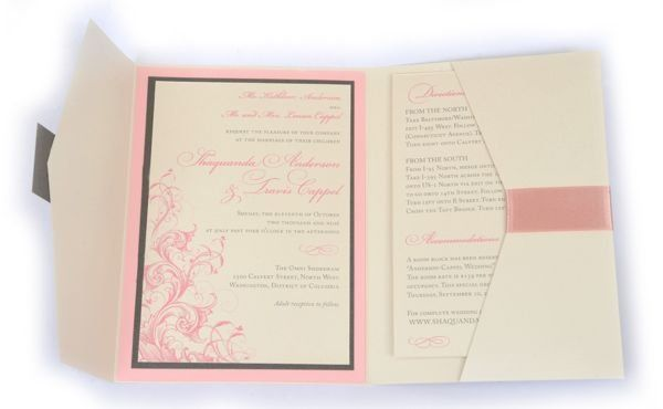Tmx 1267399431669 Inspiredpear43 Severna Park wedding invitation