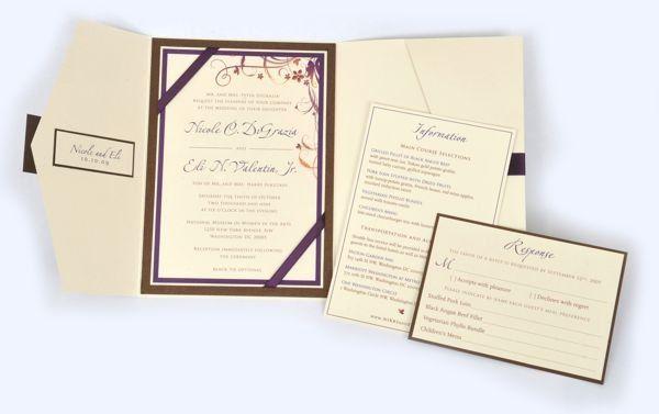 Tmx 1267399455403 Inspiredpear44 Severna Park wedding invitation