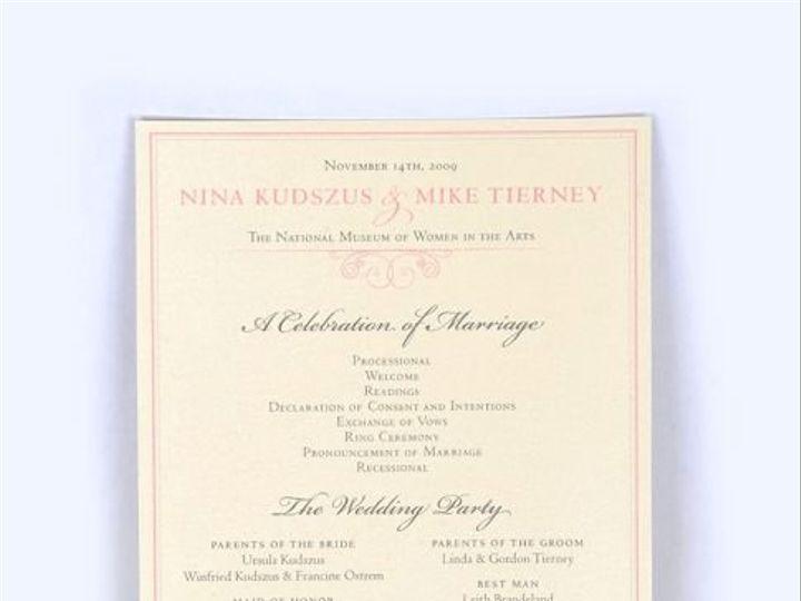 Tmx 1267399486575 Inspiredpear46 Severna Park wedding invitation