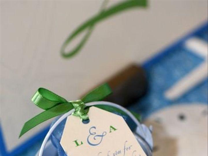Tmx 1267399575919 Inspiredpear07 Severna Park wedding invitation