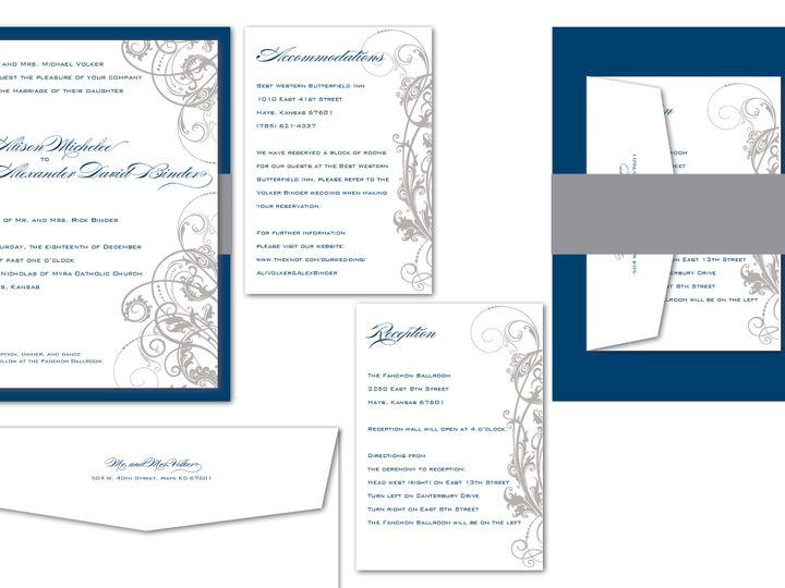 Tmx 1406075144995 Alipage1 Severna Park wedding invitation