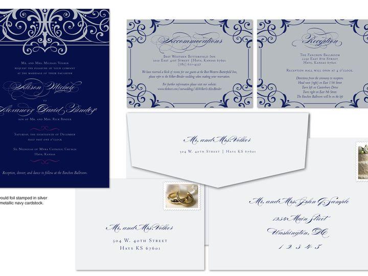 Tmx 1406075159252 Alipage2 Severna Park wedding invitation