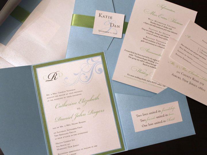 Tmx 1406075460923 Katie Severna Park wedding invitation