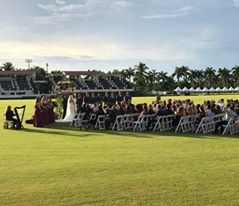 Ceremony on Field