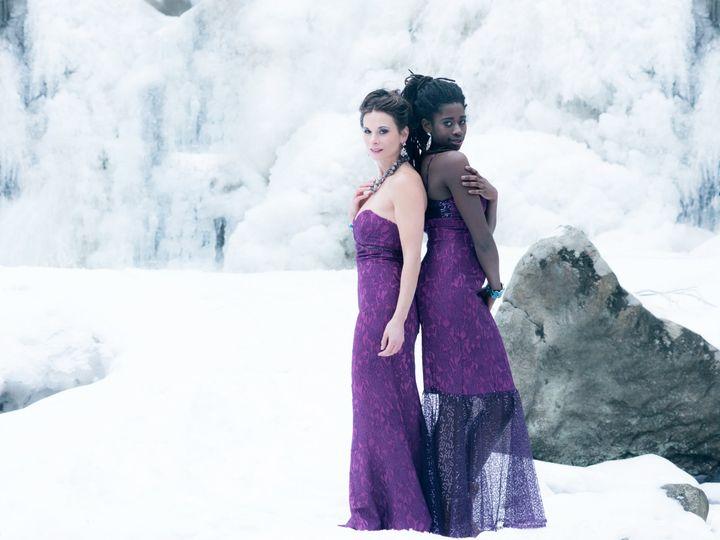 Tmx Bridsmadis Purple 51 1268153 160523407891212 Watertown, MA wedding dress
