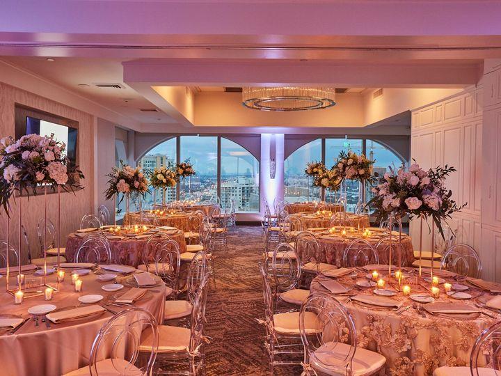 Tmx Tower Club Ft Lauderdale Ballroom Wedding 2 0025 51 149153 158922250760204 Fort Lauderdale, FL wedding venue