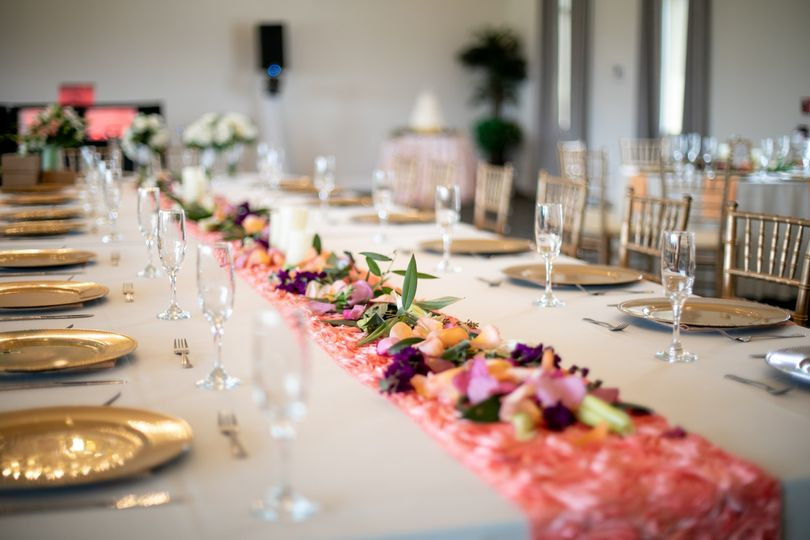 Feasting Table Design