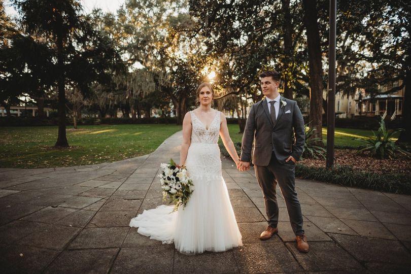 Ryan+Erica Savannah Wedding