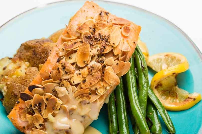 almond pepper roasted salmon 02 51 20253