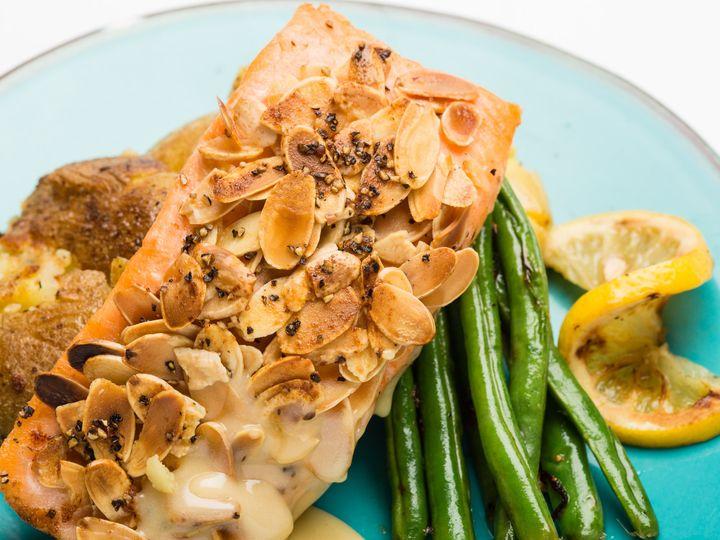 Tmx Almond Pepper Roasted Salmon 02 51 20253 Saint Paul wedding catering