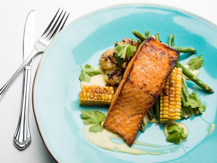 Tmx Glazed Grilled Salmon 03 51 20253 Saint Paul wedding catering