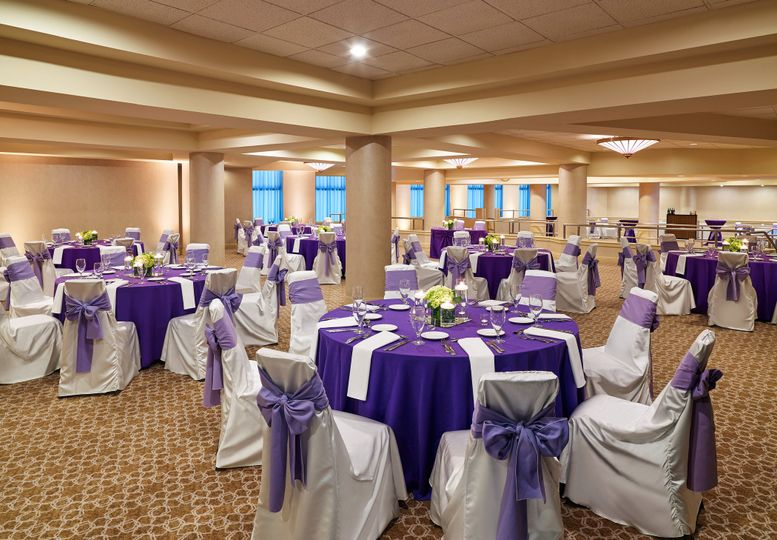 Warfields arranged for a wedding