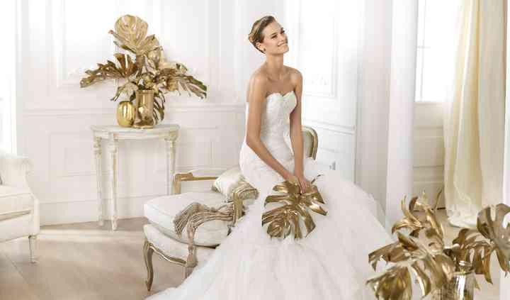 Pebbles Bridal
