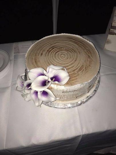 Bohemian Theme Cake
