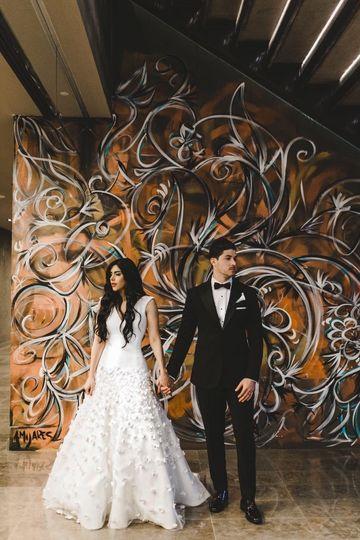 TwoTrends Wedding